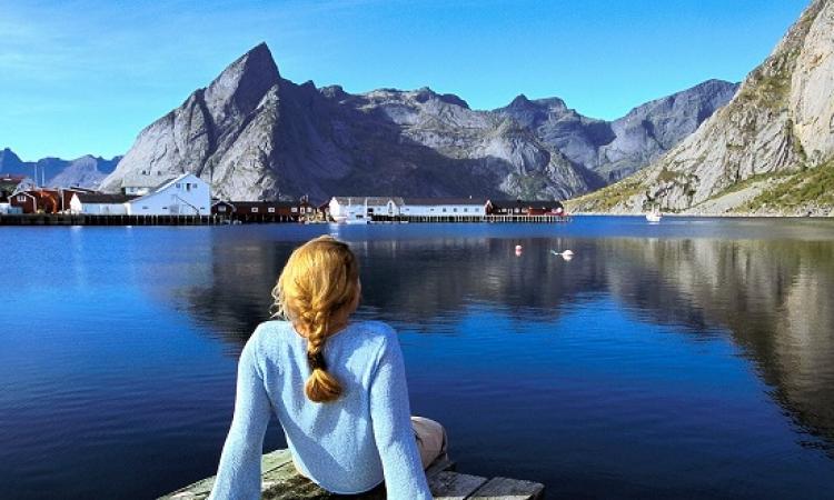 جزر لوفوتين فى النرويج .. استمتع بالطبيعة الساحرة