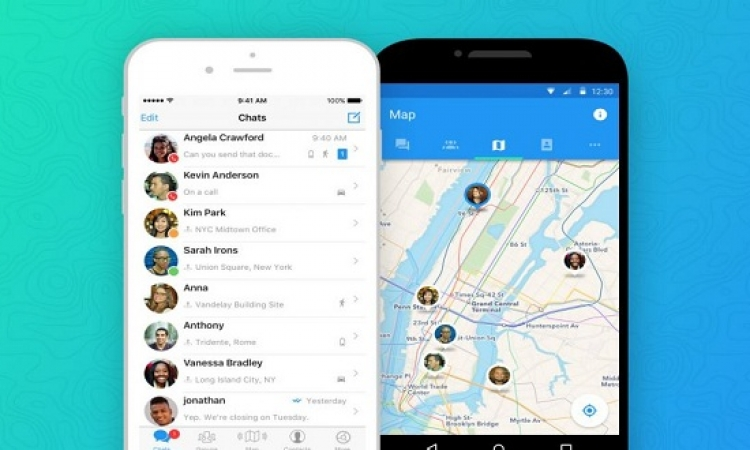 تطبيق FreshTeam خاص للتواصل مع أعضاء فريق العمل