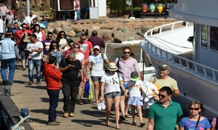 السفير الروسى بالقاهرة : عودة السياح الروس لمصر قريبًا