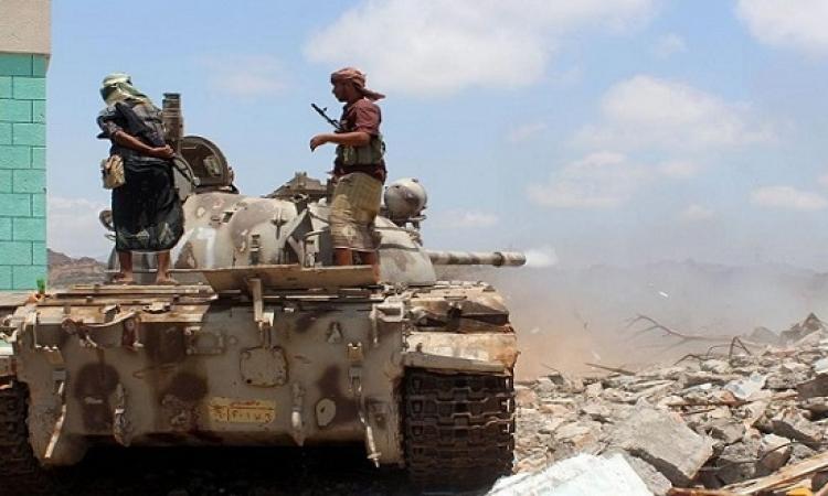 القوات اليمنية تكبّد الحوثيين خسائر كبيرة فى الضالع
