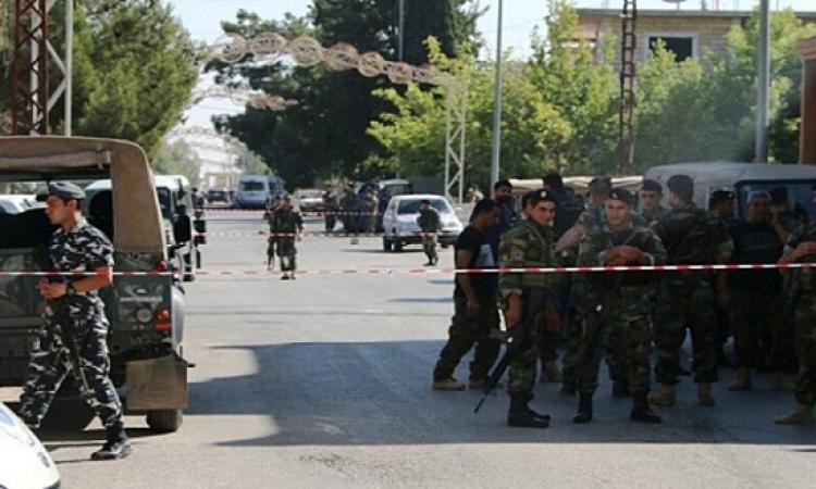 4 تفجيرات انتحارية جديدة تهز بلدة القاع بالبقاع اللبنانية