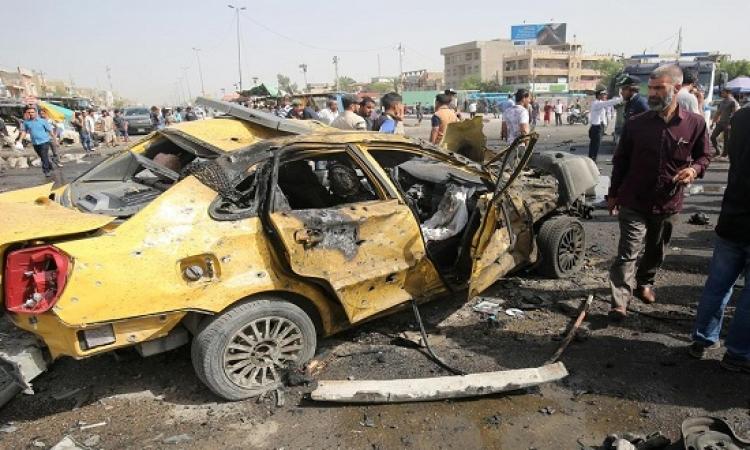 عشرات القتلى والجرحى فى تفجيرين ببغداد