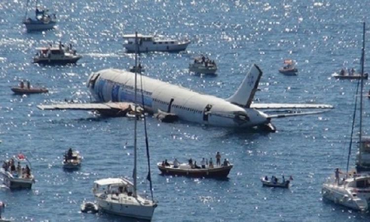 تركيا تغرق طائرة ركاب فى بحر إيجة.. إيه السبب؟!