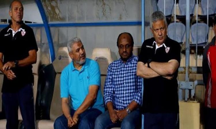 مرتضى منصور يعيد جمال عبد الحميد لمنصبه بجهاز الزمالك