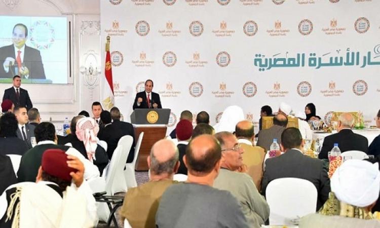 بالصور .. رئيس اتحاد طلبة حلوان يرفض دعوة السيسى للإفطار