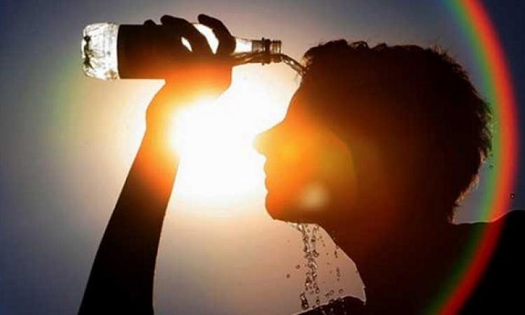 الطقس اليوم شديد الحرارة .. والعظمى بالقاهرة 39