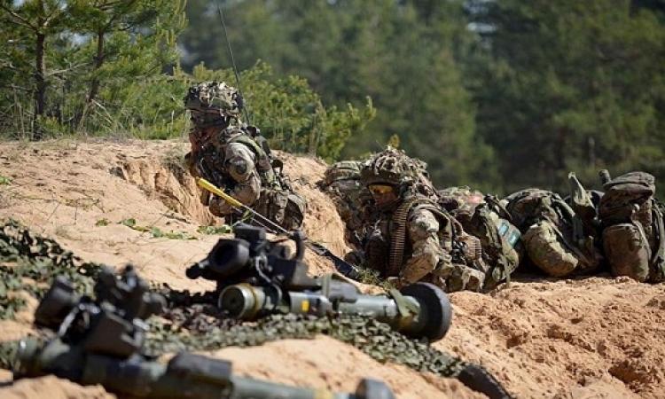 قوات بريطانية تشارك فى القتال ضد داعش فى سوريا