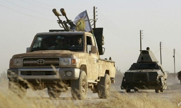قوات سوريا الديمقراطية تعلن إطلاق المعركة الأخيرة ضد داعش بمناطق شرق الفرات