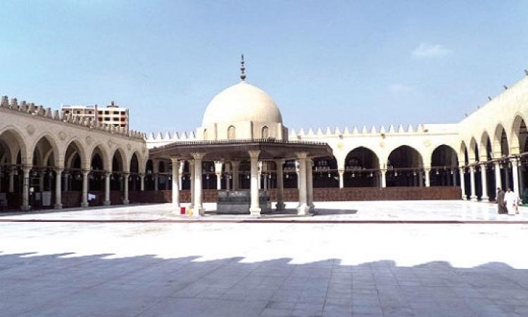 مسجد عمرو بن العاص .. رابع جامع فى الإسلام