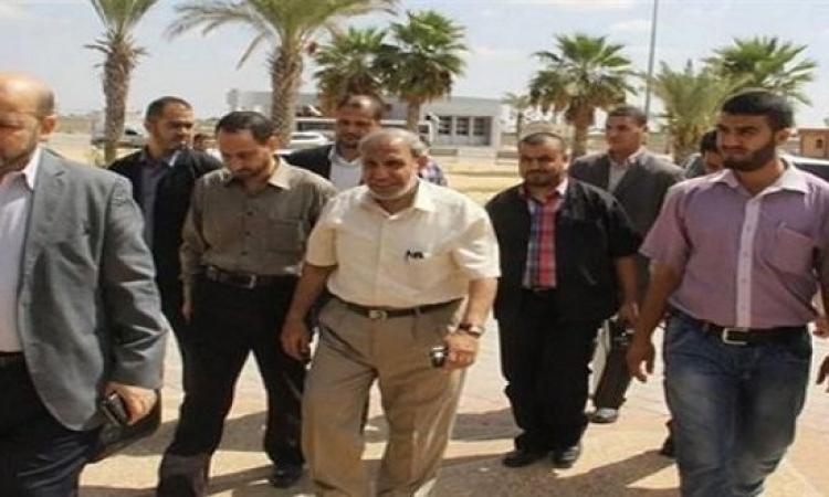 وفد حماس يصل القاهرة غداً لبحث المصالحة الفلسطينية