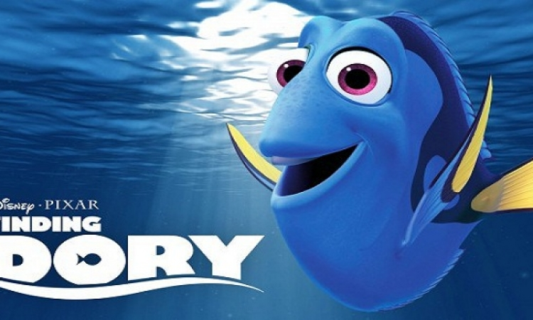 """فيلم """"Finding Dory"""" يتصدر إيرادات شباك التذاكر الأمريكى"""