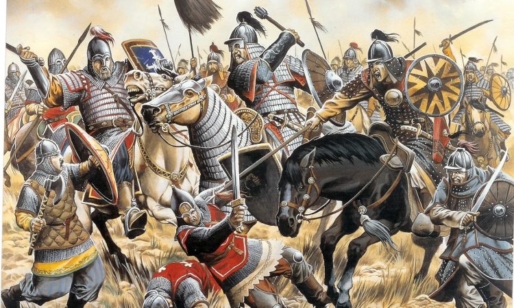 الطقس أنقذ أوروبا من غزو المغول