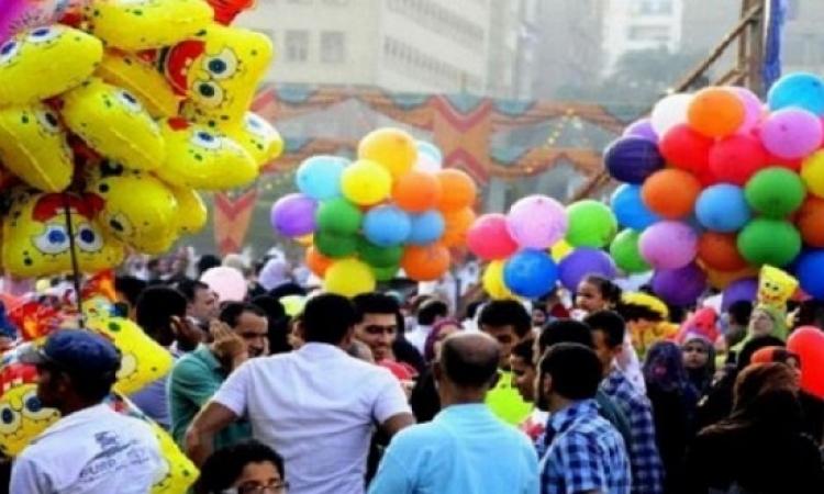 محافظات مصر تحتفل بأول أيام عيد الفطر المبارك