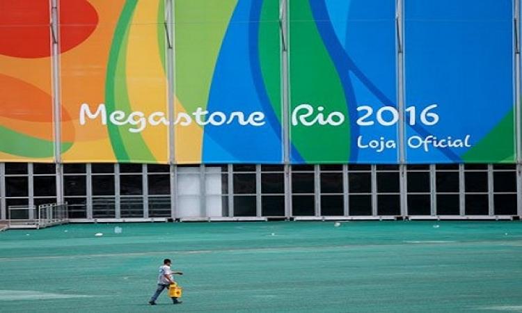 """بالصور.. ريو دى جانيرو تستعد لأوليمبياد """"ريو 2016"""""""