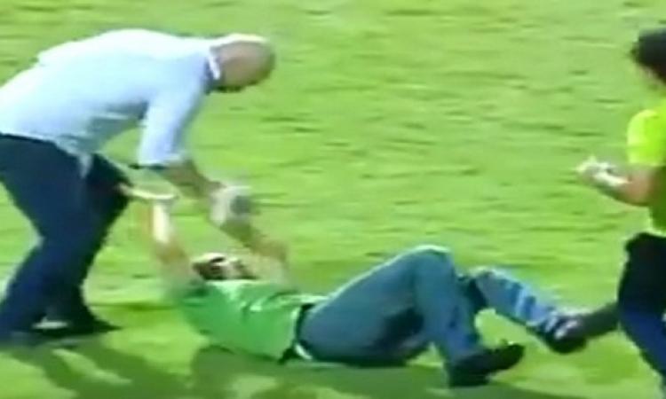 حجز حسام حسن فى قضية اعتداءه على مصور مباراة المحلة