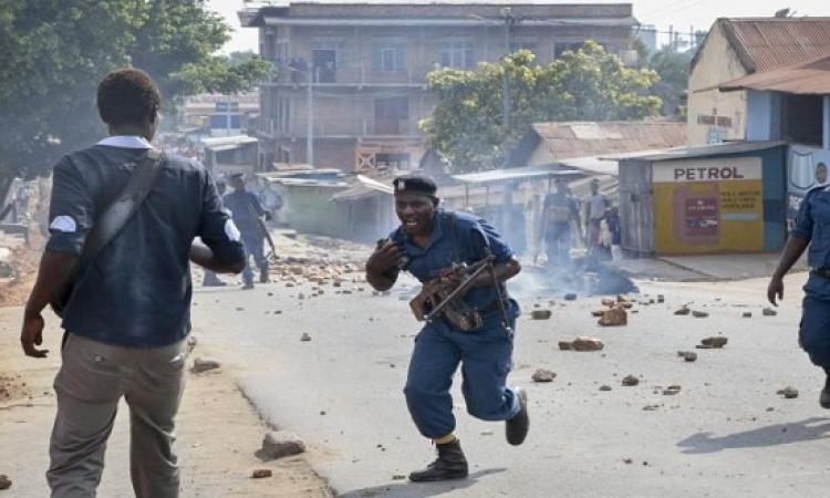 أسباب امتناع مصر عن التصويت على قرار نشر شرطة أممية ببوروندى
