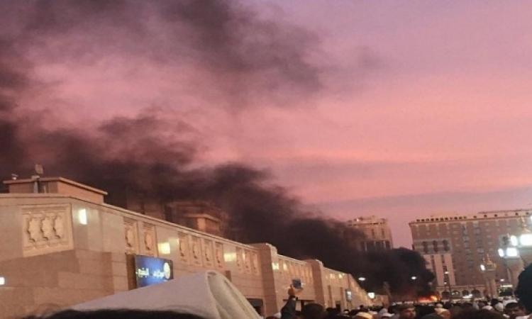 بالصور.. 5 قتلى و6 جرحى فى تفجير قرب الحرم النبوى بالمدينة المنورة