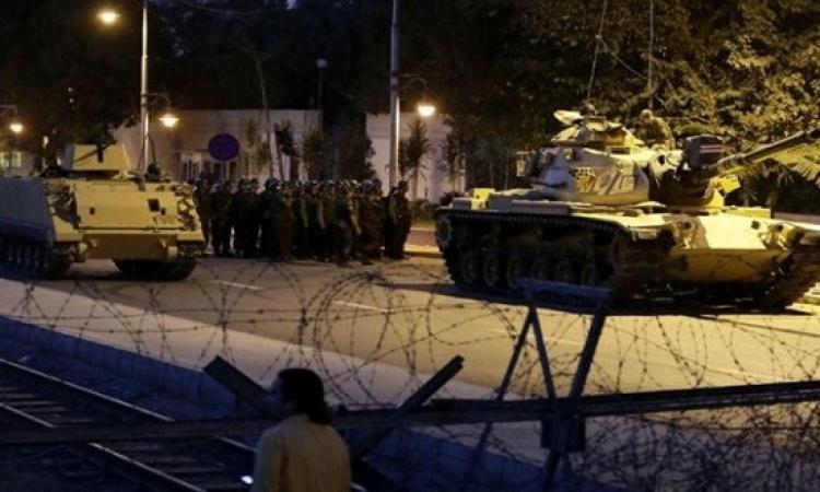 تركيا .. نصف قرن من الانقلابات آخرها انقلاب الساعات الخمس !!