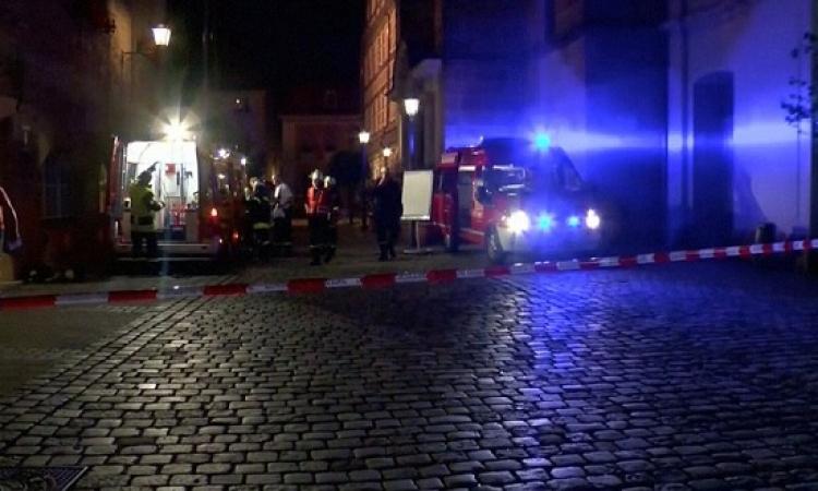لاجئ سورى يفجر نفسه جنوب ألمانيا ويصيب 12 شخصا
