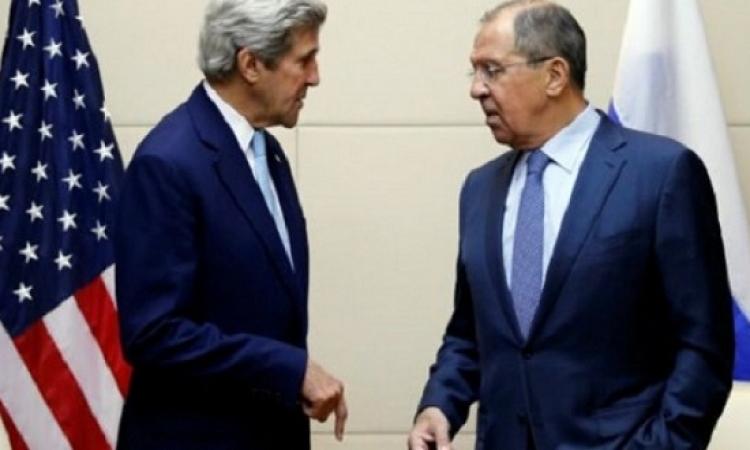 "مواقف موسكو وواشنطن بشأن سوريا ""مازالت متباعدة"""