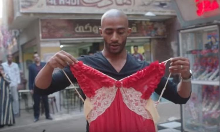 بالفيديو .. على طريقة الاسطورة .. زفة بقميص نوم لرجل بالفيوم