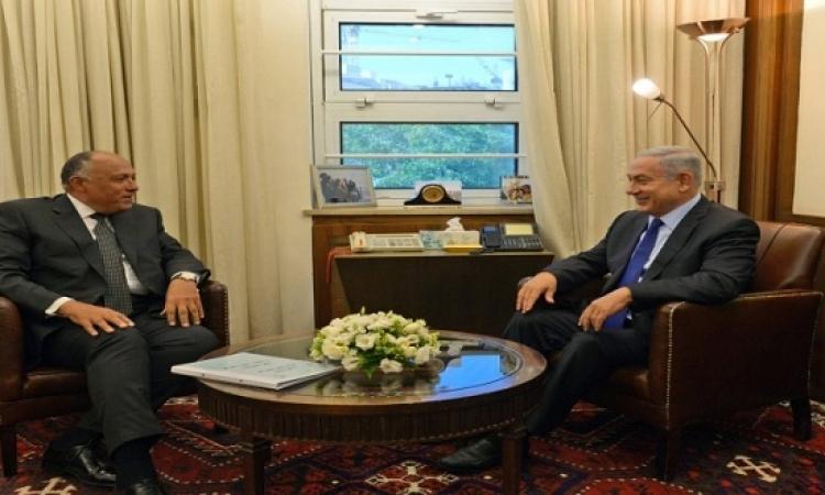 حسن هريدى: زيارة شكرى لتل أبيب تضع إسرائيل على المحك