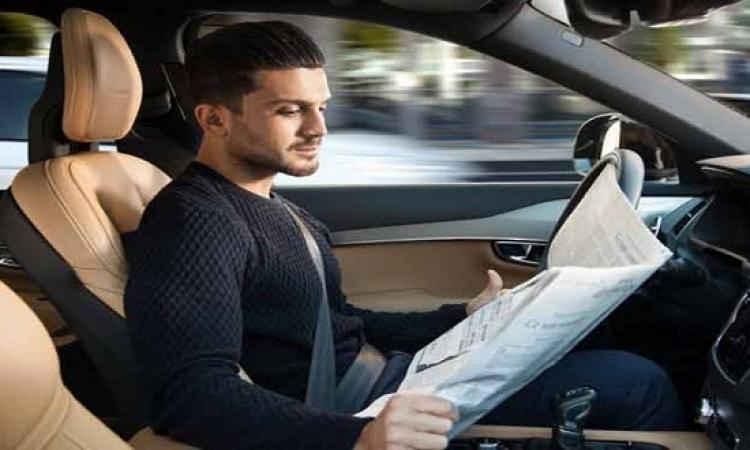 BMW وإنتل وموبيل آى يستعدون لإنتاج سيارة ذاتية القيادة