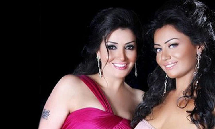 بالصور .. غادة عبد الرازق تحتفل بعيد ميلادها مع ابنتها روتانا