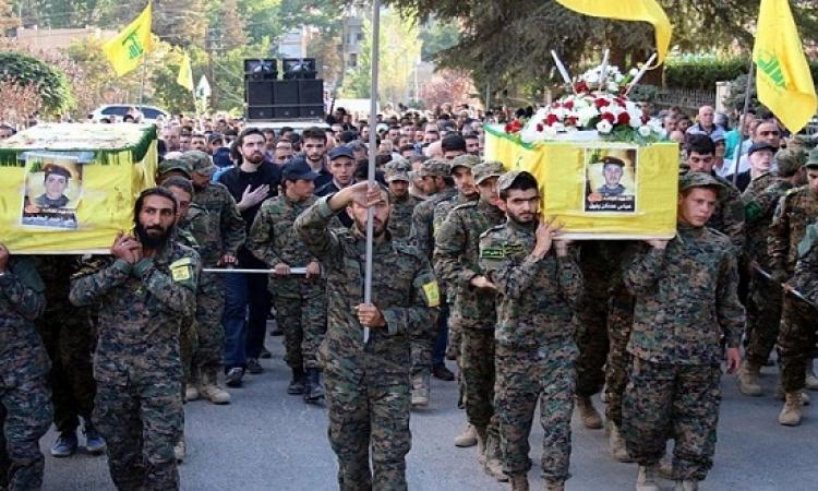 """المعارضة السورية : 14 قتيلا من ميليشيات """"حزب الله"""" فى القلمون"""