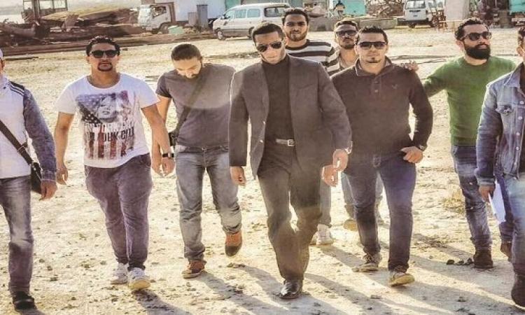 بالصور .. أول بوستر فيلم جواب اعتقال لمحمد رمضان
