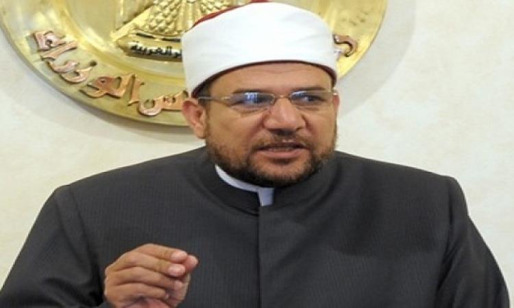 """""""الأوقاف"""" تحدد 3453 مسجدًا للاعتكاف فى شهر رمضان"""