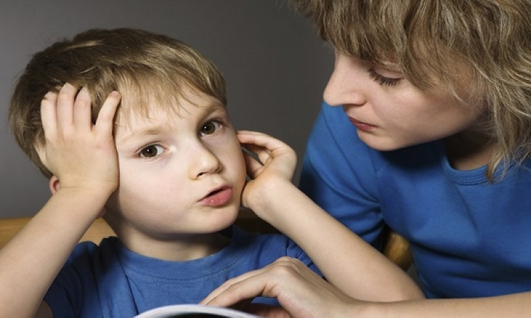 الضوضاء تؤخر تعلم الكلام عند الأطفال
