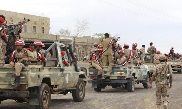 نائب الرئيس اليمني يتفقد قوات الجيش في صعدة