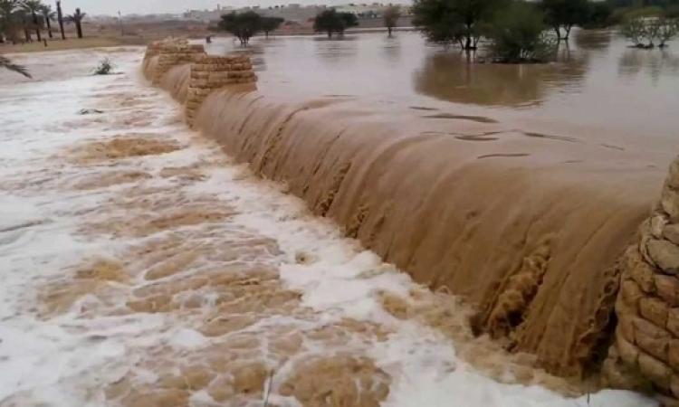 تأثير السيول والأمطار على حركة الملاحة بين مصر والسودان
