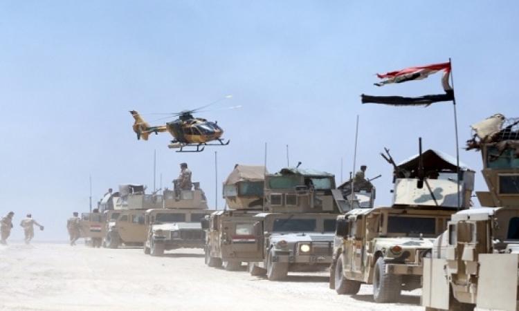 داعش يقصف نينوى العراقية بصواريخ الكلور