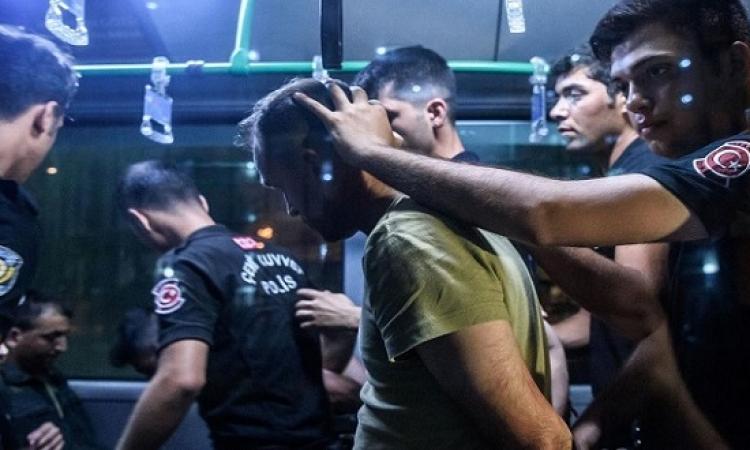 احتجاز 16 ألف شخص على خلفية انقلاب تركيا
