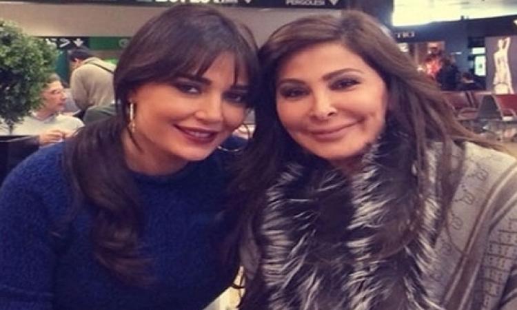 بالصور .. مفاجأة صادمة حبيب إليسا وسيرين عبد النور شاذ جنسياَ !!