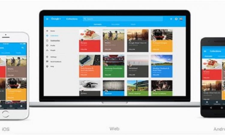 جوجل تطرح التصميم الجديد لشبكتها Google+
