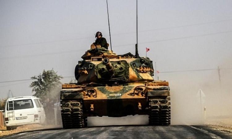 خلاف بين واشنطن وأنقرة على خلفية القتال بشمال سوريا