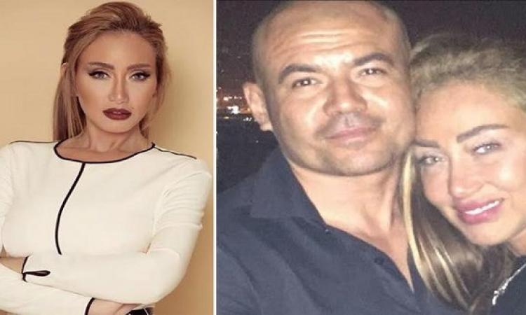 بالصور .. ريهام سعيد لوك جديد .. وزوج جديد !!