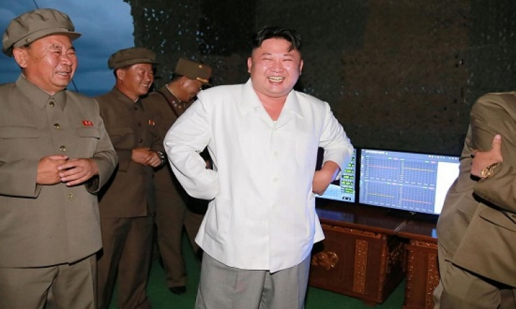 بيونج يانج تهدد : سنحوّل القوات الأمريكية إلى رماد !!