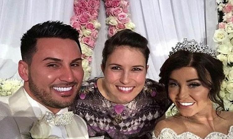 اللبنانى صاحب الزفاف الأسطورى يتوعد زوجته بعد خيانتها له مع 12 رجلاً