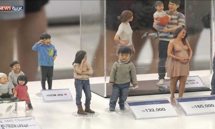 وداعاً للسيلفى : صورتك 3D فى كوريا الجنوبية