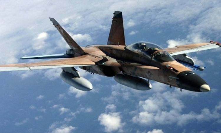 فقدان طائرة حربية سويسرية يقودها طيار واحد
