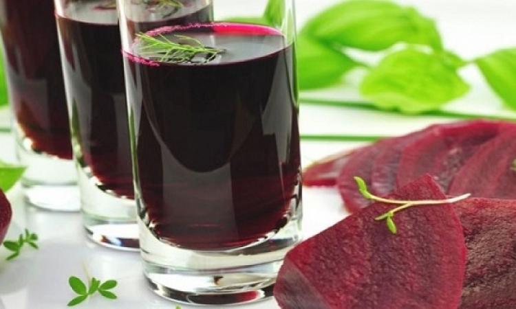 عصير البنجر والشاى لمدة 42 يوما يقضى على الخلايا السرطانية