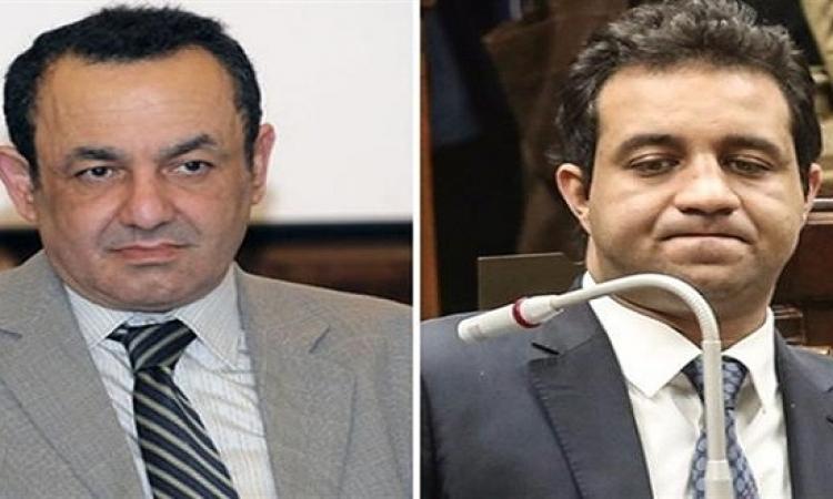الشوبكى يحلف اليمين بعد اقرار البرلمان ببطلان عضوية احمد مرتضى