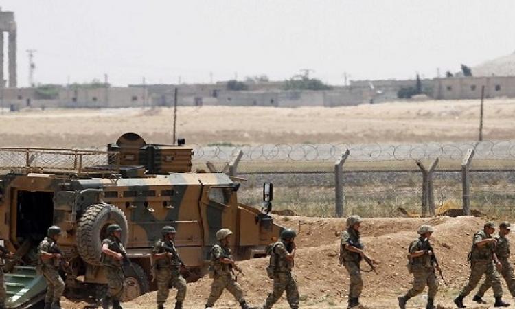 قوات تركية تتوغل داخل سوريا .. ومدفعيتها تقصف جرابلس