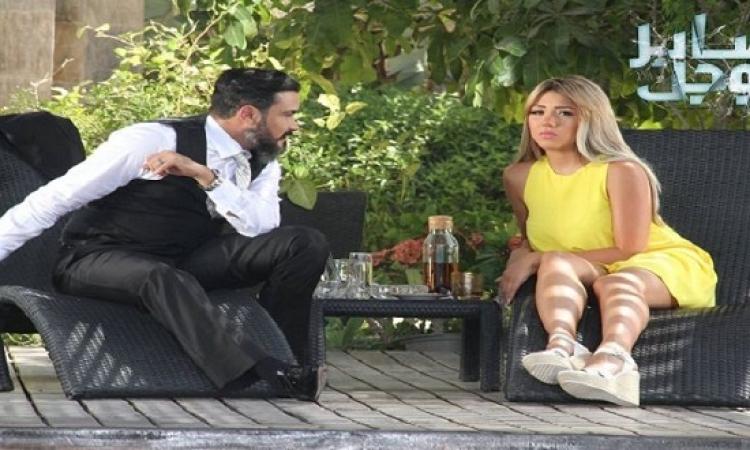 بالفيديو .. سارة سلامة : اتشتمت بوالدى .. ومش هشتغل تانى مع رجب !!