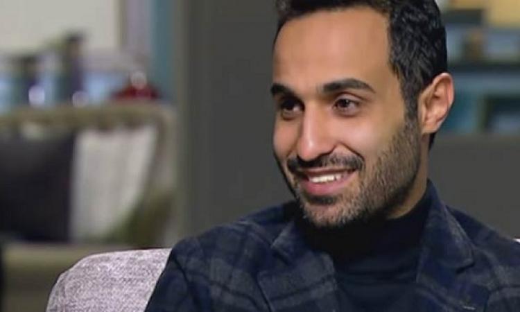"""أحمد فهمى: """"الزعيم مازعلش منى وقالى أنت دمك شربات"""""""