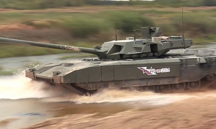 ما الذى يخيف الغرب فى الدبابة الروسية تى – 14؟